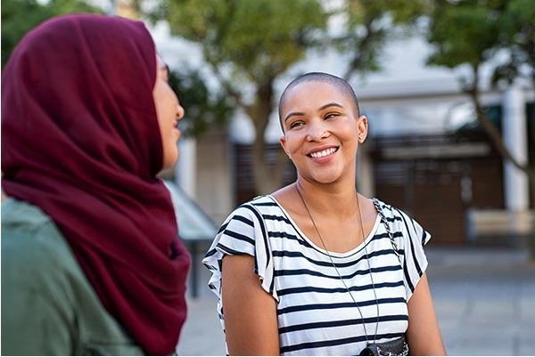 Netzwerk für geflüchtete Frauen: Erstes Treffen am 21.10.20